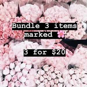 Accessories - BUNDLE AND SAVE🌸